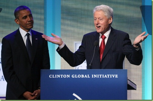 bill bo clinton initative