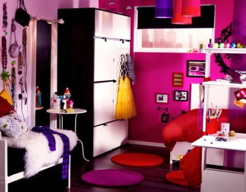 Room Ideas For Teenage Girls 3 Teenage Girl Room Ideas