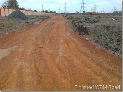 WBM Road