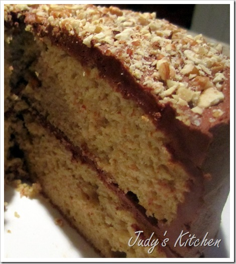 java cake with mocha frosting (3)