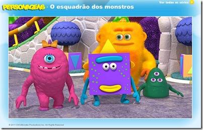 o esquadrão dos monstros - Priscila e Maxwell Palheta