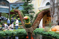 Conservatory in the Bellagio