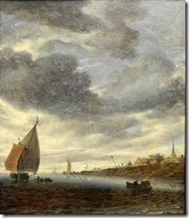 516px-Salomon_van_Ruysdael_Gewässer_m_Segelboot