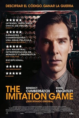 Poster The Imitation Game