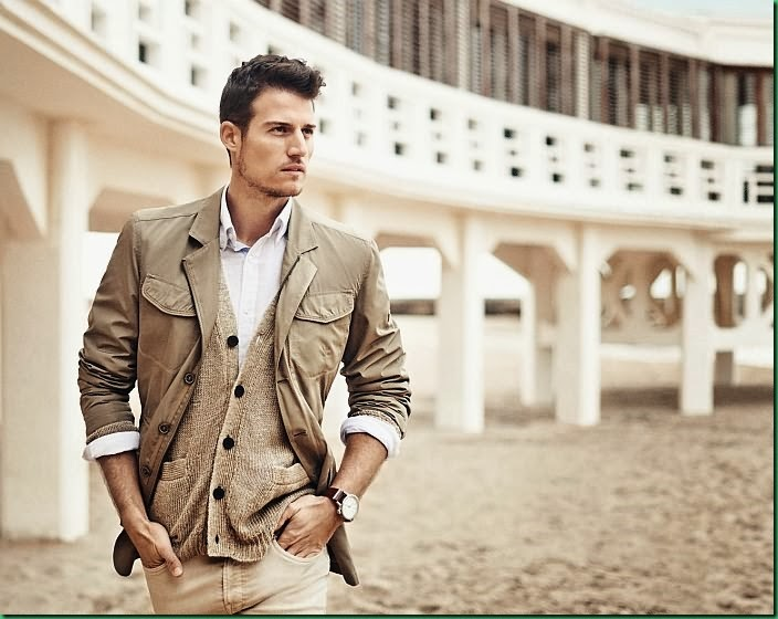 Ivan Noda by Jesus Alonso for Forecast SS 2014