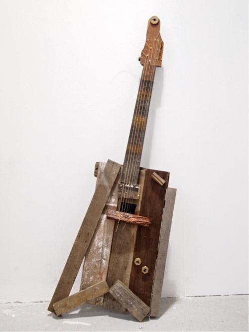 Guitarras recicladas 04