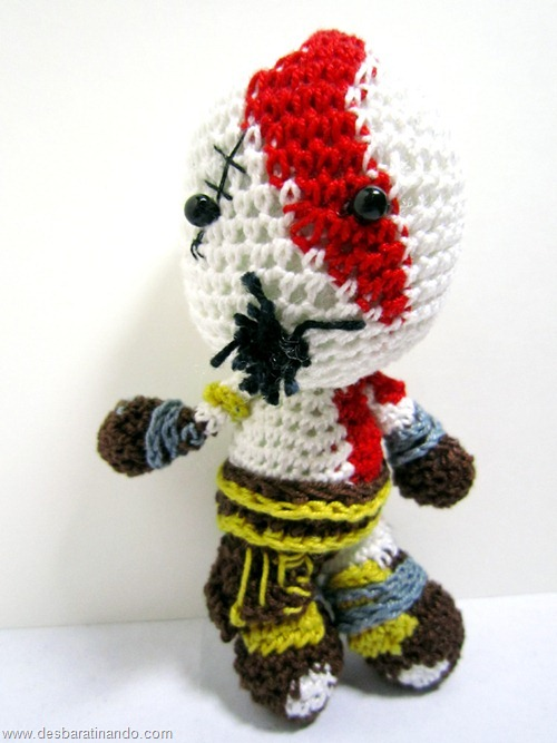 croche geek fio arte nerd personagens desbaratinando (41)