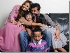 Aaron Aziz beri amaran isu kritik tiga anaknya