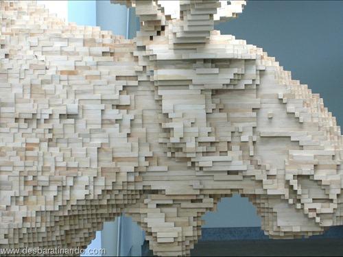 pixel arte 3D desbaratinando  (40)