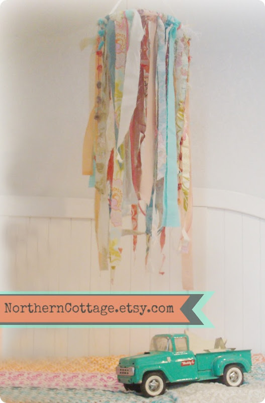 Custom Mobiles & Garlands {NORTHERN COTTAGE}