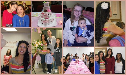 Mary Cedeno's Baby Shower