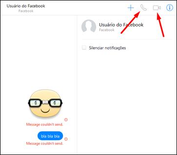 Messenger do Facebook agora na versão Web para computador - Visual Dicas