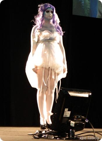IMATS Sydney 2012 - Beauty Fantasty - Wild Kingdom - Vanessa Messina (2)
