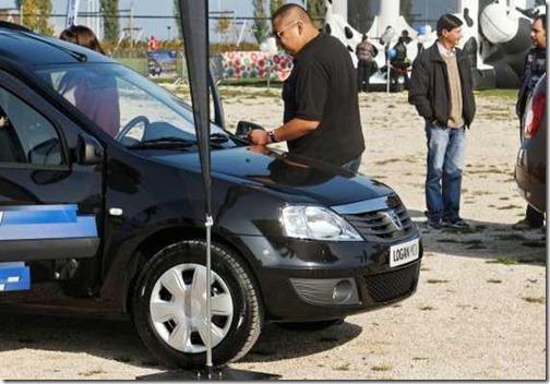 Dacia Raclette Zwitserland 08