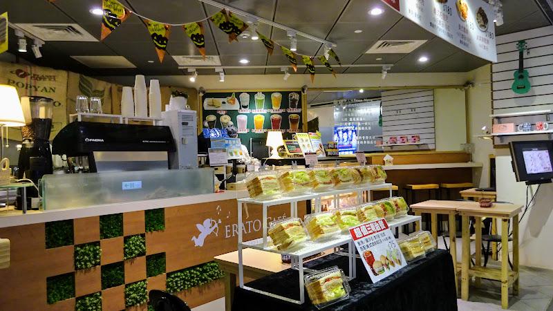 幸福樂手咖啡館 Erato Cafe 超值三明治餐.JPG