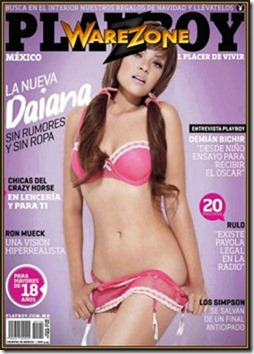Playboy México - Dezembro 2011