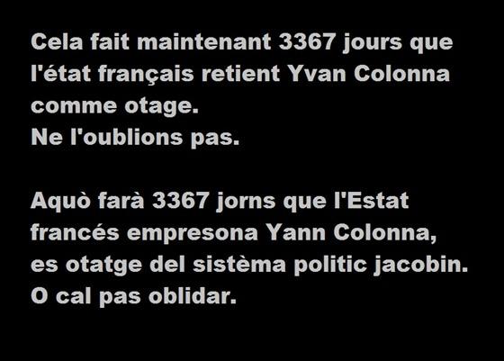 Colonna otatge de l'Estat francés
