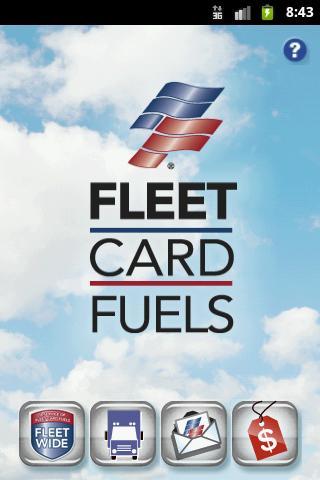Fleet Card Fuels Fast Find