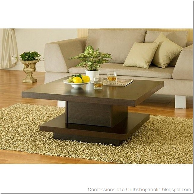 Jaon inspiration coffee table