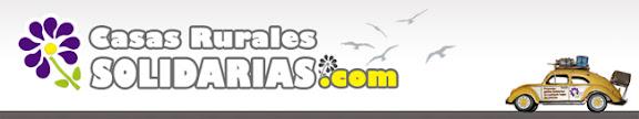 Somos socios de Casas Rurales Solidarias¡¡ COLABORA TU TAMBIÉN !!