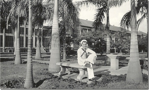 Naval hospital Honolulu 1936
