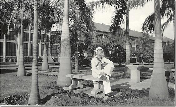 Naval hospital Honolulu 1936