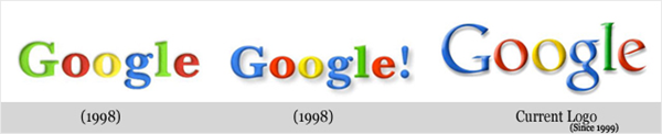 evolution logo google