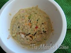 Whole30 Wk1 Tuna Salad Babyfood