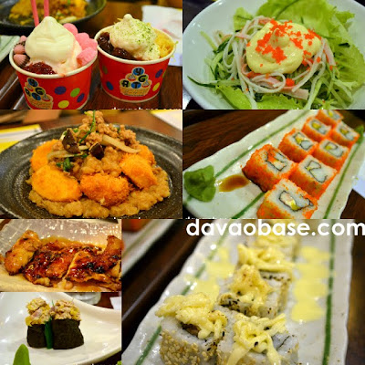 Delectable dishes at Teriyaki Boy Abreeza