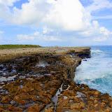 Powerful Ocean Waves At Devil's Bridge (Shot 6 of 14) - St. George's, Antigua