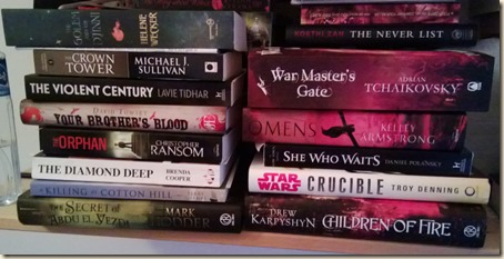 BooksReceived-20130814