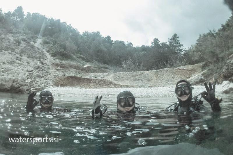 1. majsko potapljanje hrvaška