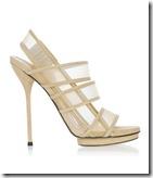 Gucci Mesh Sandals