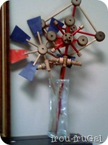 Tinker Toy Bouquet