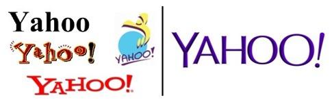 Yahoo! (antes y después)