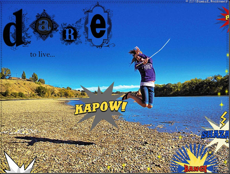 Dare to live!11