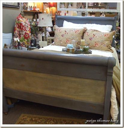 Old violet bed 5