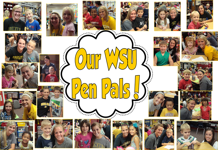 WSU Pen Pals visit 1