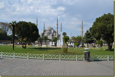 Istanbul Blue Mosque-1