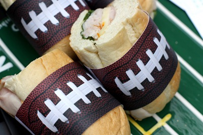 Free tailgate sandwich wrap printable at For Rent