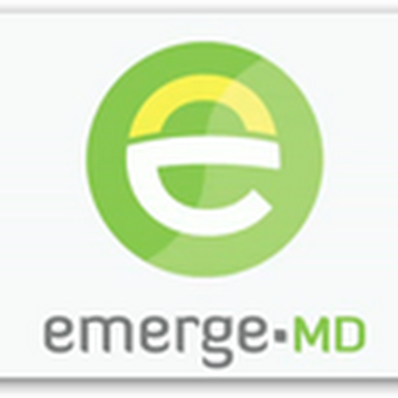 Emerge.MD to Delivery Video Enhanced Telehealth Using Polycom Real Presence Solution