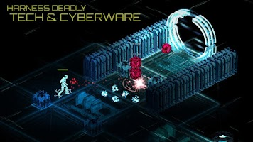 Screenshot of Shadowrun Returns