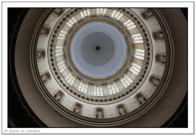 Inside the Basilica of Notre-Dame de Boulogne