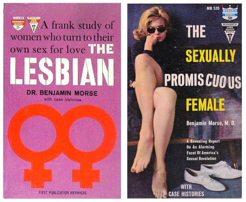 Lesbian porn mag
