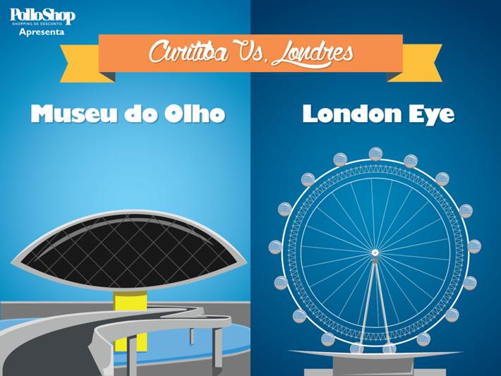 Curitiba vs Londres polloshop