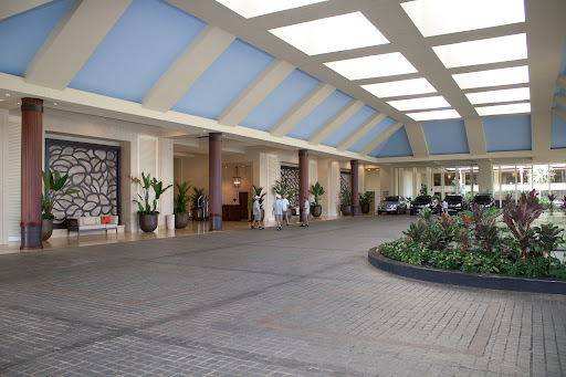 Valet Area