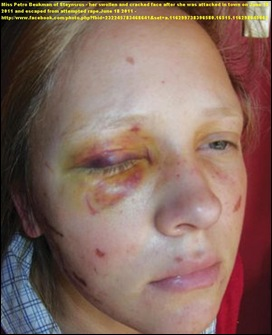 Beukman Petro Steynrust June 192011 attacked escapes being raped