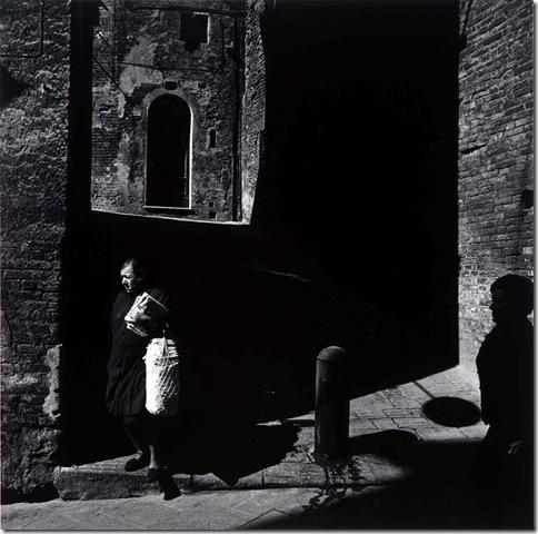 Harry Callahan_Siena_Italy_1968
