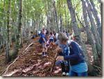 Escursione sulla vetta dell'Oasi del 21 settembre