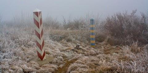 ... poľsko-ukrajinska hranica ...